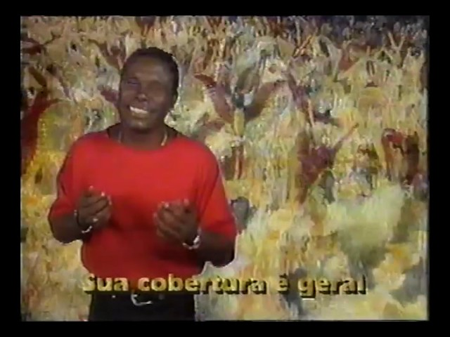 VINHETA SAMBA MANCHETE CARNAVAL 1997