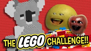 Annoying Orange - The Lego Challenge!