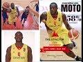Arnaud William Adala Moto Afrobasketball highlights 2015 vs Gabon/Egypt/Tunisia