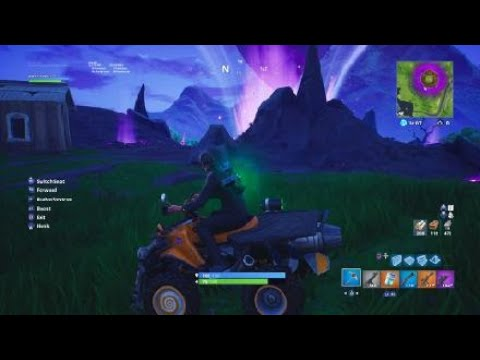 Fortnite Quad Crasher Location Spawn Ghost Portal Backbling Youtube