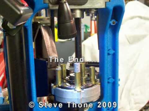 Homemade Bullet Feeder System for the Dillon XL 650