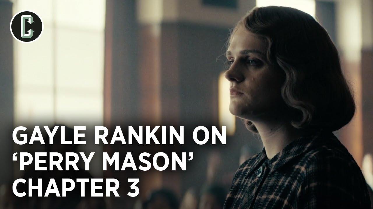 Perry Mason: Gayle Rankin Explains Emily's Dilemma in Episode 3