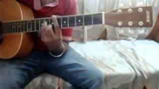 Sajni guitar chord