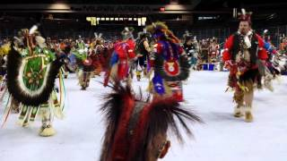 NOAC 2015 Northern Traditional Dance Contest