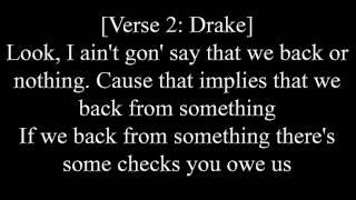 Video Big Sean - Blessings [LYRICS] ft. Drake, Kanye West download MP3, 3GP, MP4, WEBM, AVI, FLV Juni 2018