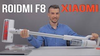 Xiaomi Roidmi F8 - Ручний бездротовий пилосос
