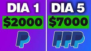 Forma Real de Ganar $10 dólares  Al DIA En Paypal |  Forma Real De Ganar Dinero por Internet 2021