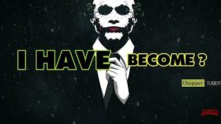 😱This is the reason / The joker Attitude/ best whatsapp status ever
