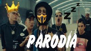 Tumbando el Club (Remix) (PARODIA) - JUAN FLEX