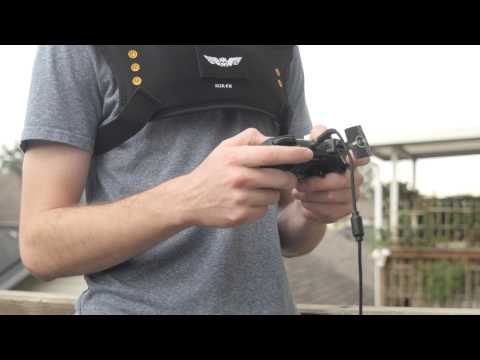 Kor-FX 4DFX Haptic Gaming Vest - The next step in game immersion?