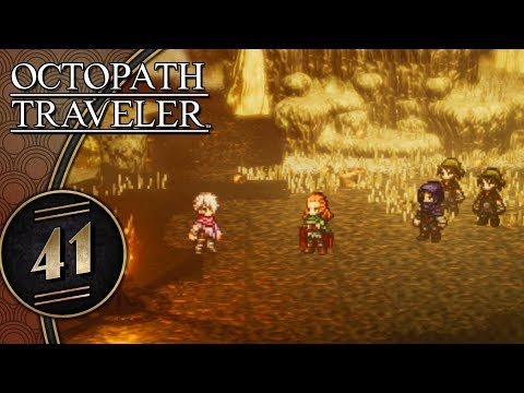 Octopath Traveler (Switch, Let's Play, Blind) | An Old Friend... (Therion Ch 3) | Part 41
