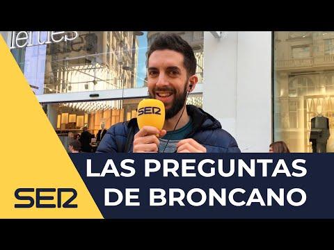 Las preguntas de Broncano   El futuro del bidé