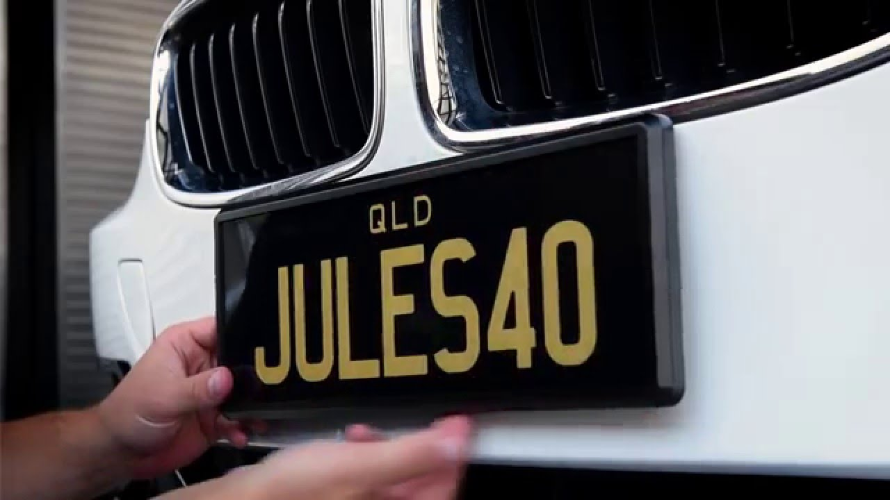 Find License Plate Number
