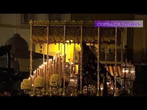 Virgen de los Dolores (Las Penas de San Vicente) por el Salvador (Semana Santa Sevilla 2018)