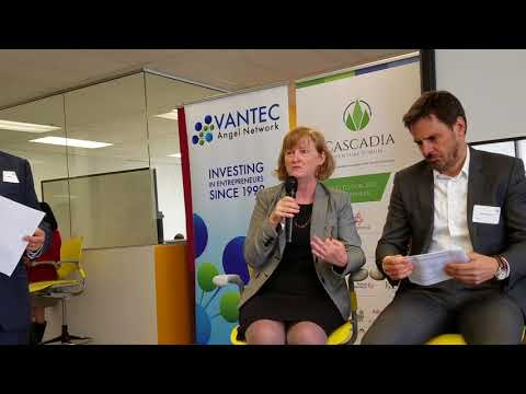 Investment Trends in Health Innovation Panel (CVF- VNCVR '17)