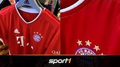 Trikot geleakt! So soll der FC Bayern nächste Saison spielen | SPORT1