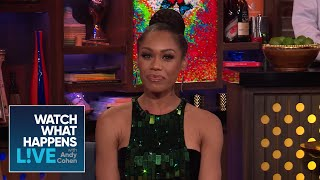 Monique Samuels' First Impressions Of The #RHOP 'Wives | RHOP | WWHL