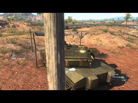 MGS5 Nice Mission