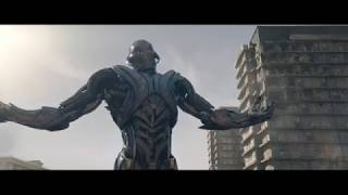 Avengers Age Of Ultron - Climax Fight Scene Part-1 (Tamil)