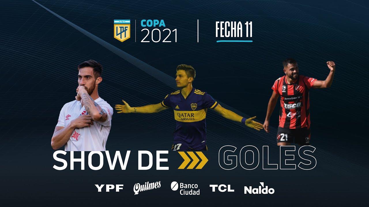 Copa de la Liga | Show de goles de la fecha 11