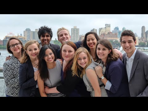 AIESEC US MC Roll Call 16/17- Da Da Ding