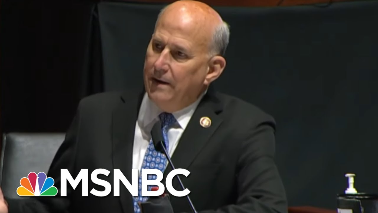 Texas Rep. Louie Gohmert, who refused to wear a mask, tests ...