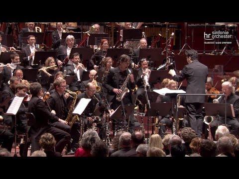 Marsalis: Swing Symphony (3. Sinfonie) ∙ hr-Sinfonieorchester ∙ hr-Bigband ∙ Andrés Orozco-Estrada
