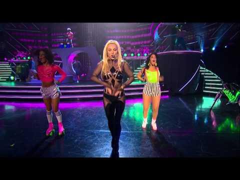 Britney Spears - Everytime, BOMT, Oops @ Planet Hollywood Las Vegas - 4 September 2015