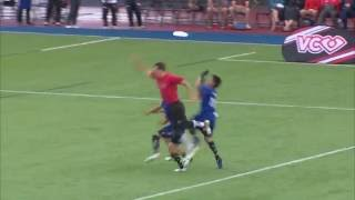 Ultimate Frisbee Highlights | WUGC 2016 Finals: USA vs Japan