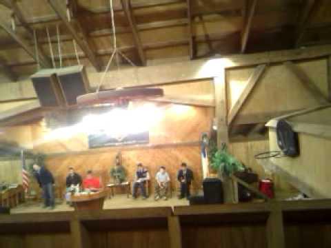 Mt. Salem Revival Grounds preacher boys