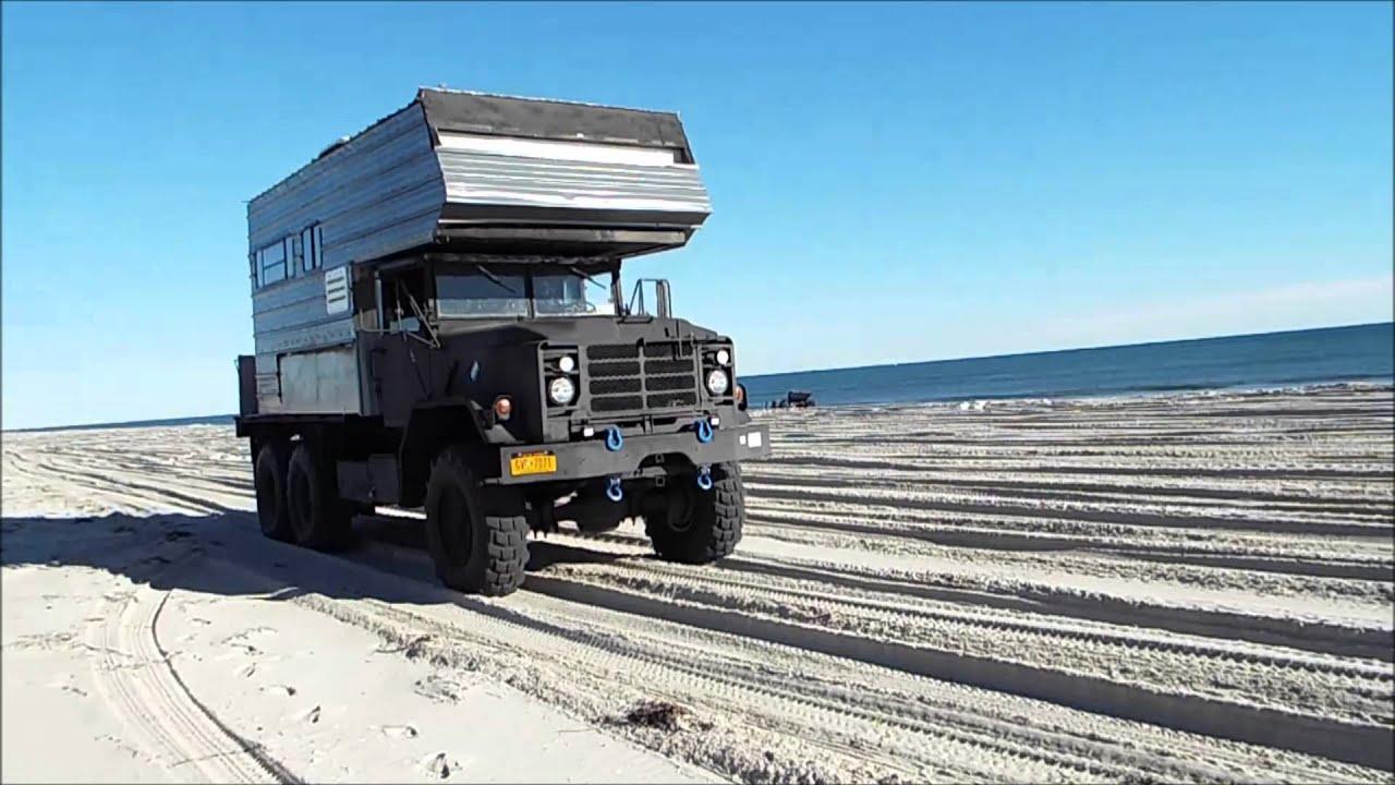 6x6 on the beach short version