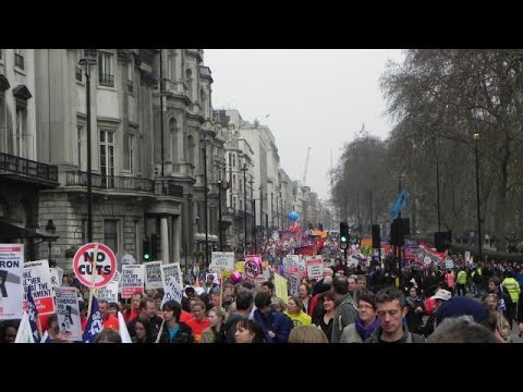 LIVE: London rally for Odessa May 2 victims