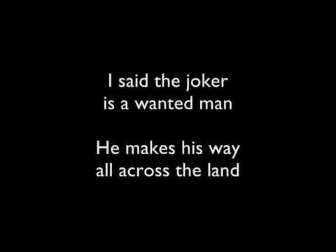 Wolfmother - Joker & the Thief (Lyrics)