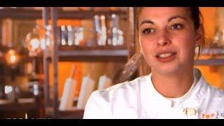 Top Chef 2018  :  Justine Imbert éliminée