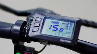 Macwheel Electric Bike Cruiser 550 Unboxing