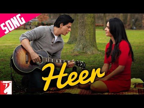 Heer Song | Jab Tak Hai Jaan | Shah Rukh Khan | Katrina Kaif | Harshdeep Kaur | A. R. Rahman
