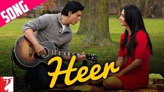 Heer Song | Jab Tak Hai Jaan | Shah Rukh Khan | Katrina Kaif | Harshdeep Kaur | A. R. Rahman, Gulzar