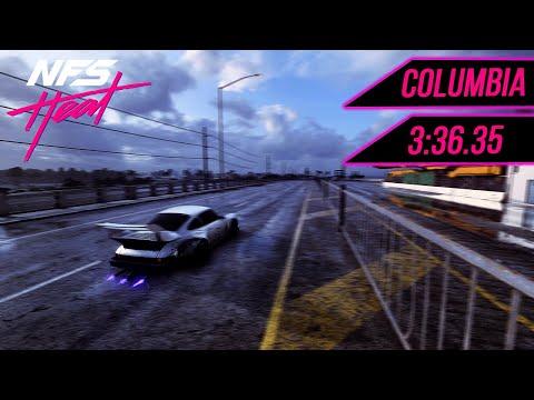 NFS Heat | Columbia 3:36.35