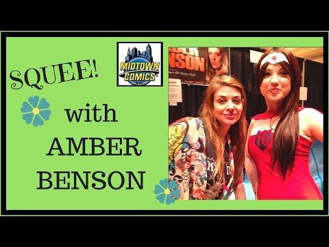 Squee! with Amber Benson