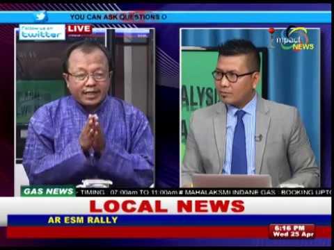 ALLEGATION OF FUND MISAPPROPRIATION On Manung Hutna 25 April 2018