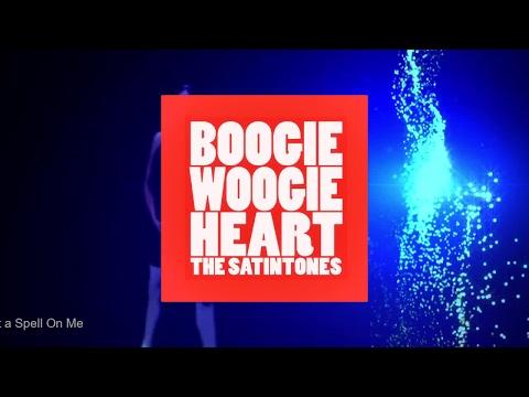The Satintones - Boogie Woogie Heart (Full Album)