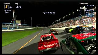 Video GT6 Nascar Cup Race 1 Daytona - International A - HD download MP3, 3GP, MP4, WEBM, AVI, FLV Desember 2017