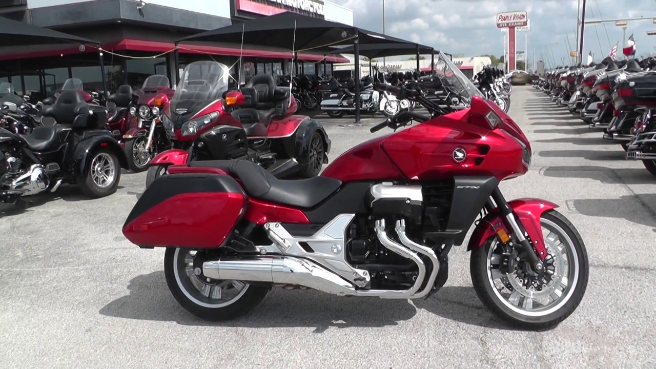 000576 - 2014 Honda CTX1300 - Used motorcycles for sale - YouTube