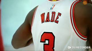 Chicago Bull's tribute video to Dwyane Wade! Video