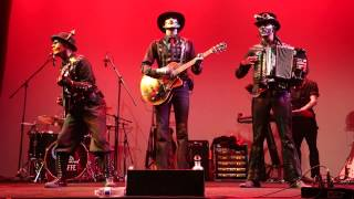 Repeat youtube video Steam Powered Giraffe - Fire Fire (Live at the La Jolla Playhouse in San Diego)