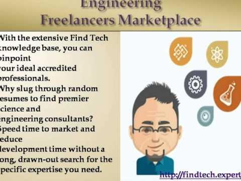 Expert Science Marketplace-Engineering Freelancers Marketplace
