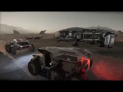Star Citizen | GamesCom 2017 Demo MASSIVE Gameplay Cut