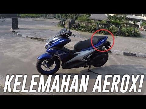 Kelemahan Aerox 155 Yang Tidak Diketahui Orang | Mencoba REVIEW AEROX 155