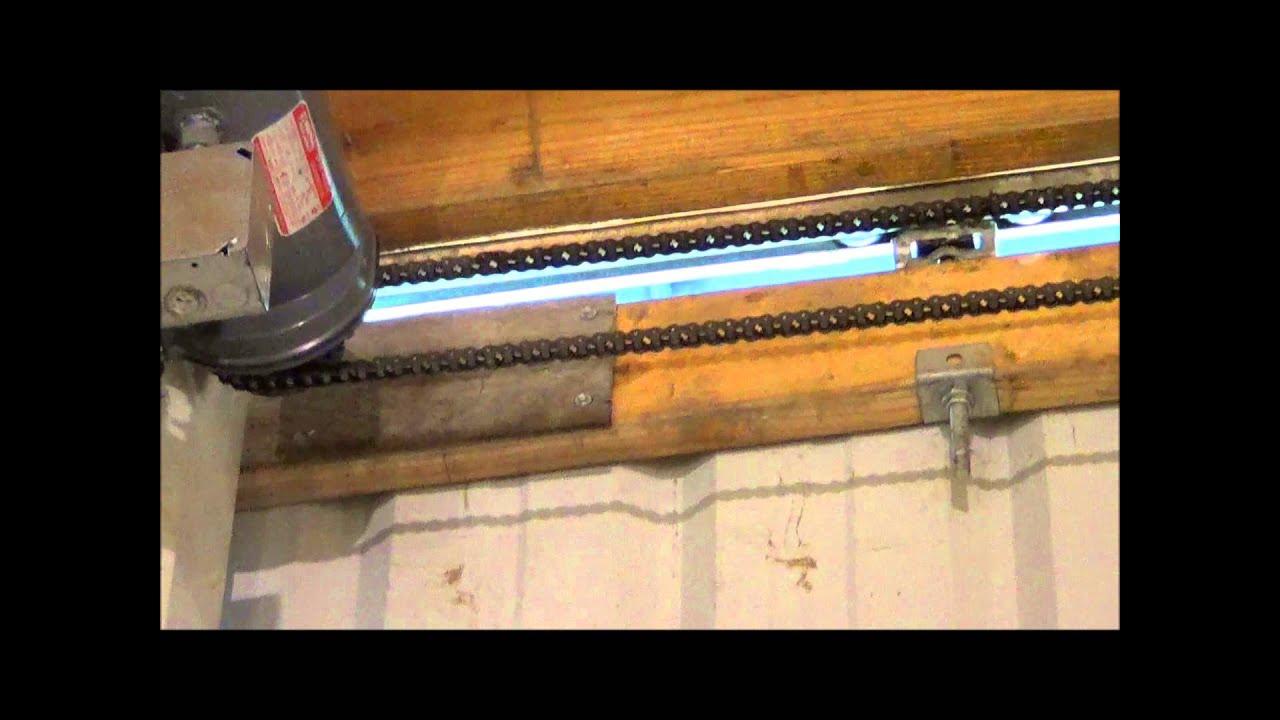 Redneck Garage Door Opener Progress Youtube