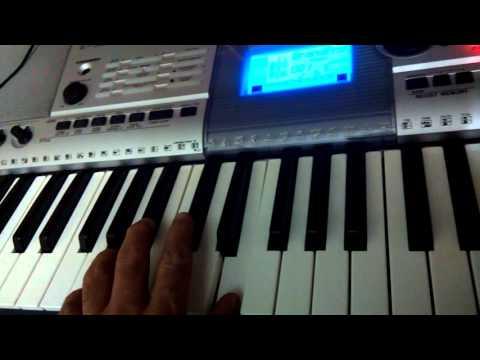 Ja ja ja o bewafa - instrumental- Piano - By Sharad Tonpe